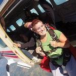 Skydiving Steez