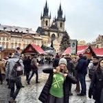 New Year's Steez in Prague