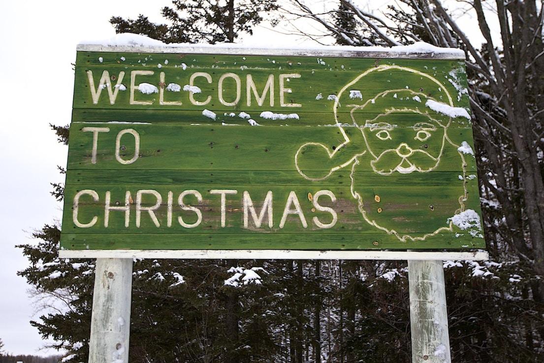 The History Of Christmas Michigan