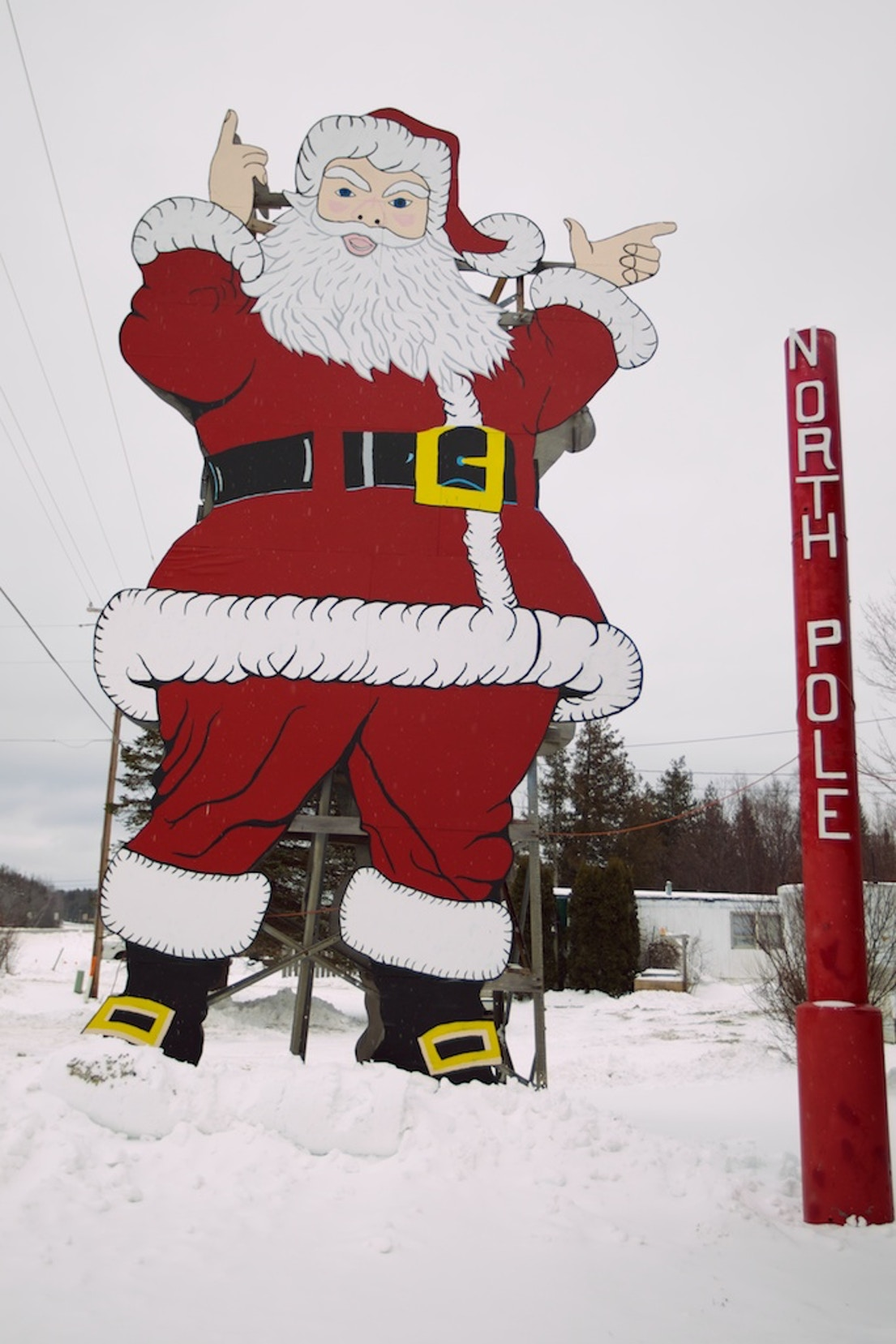 The History of Christmas, Michigan